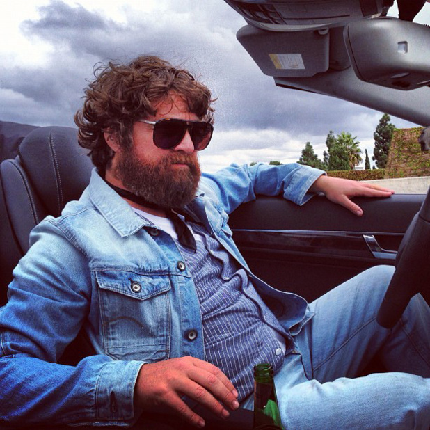 'The Hangover Part III' behind the scenes photos