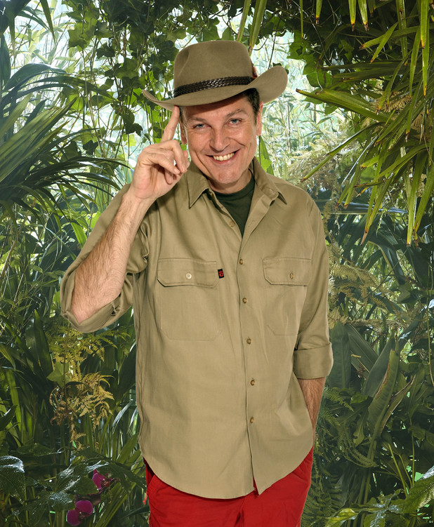 I'm A Celebrity 2012: Celebrities