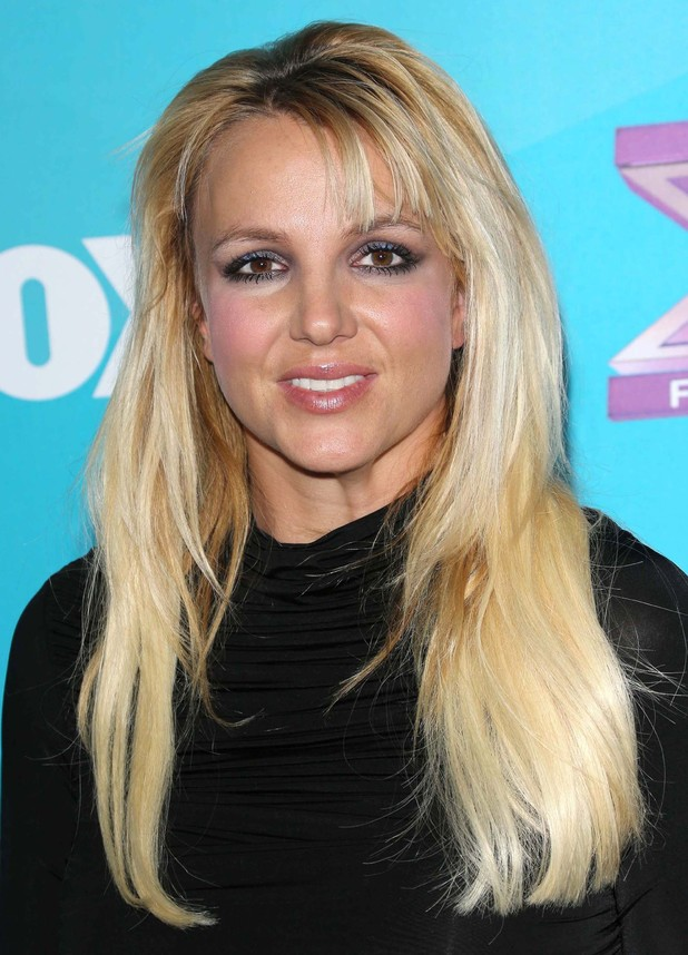 Britney Spears, FOX's 'The X Factor' Finalists Party at the SLS Hotel Beverly Hills
