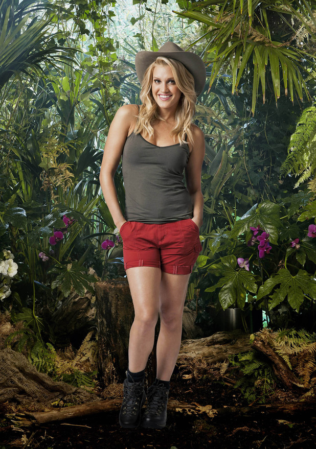 I'm A Celebrity...Get Me Out Of Here! Ashley Roberts
