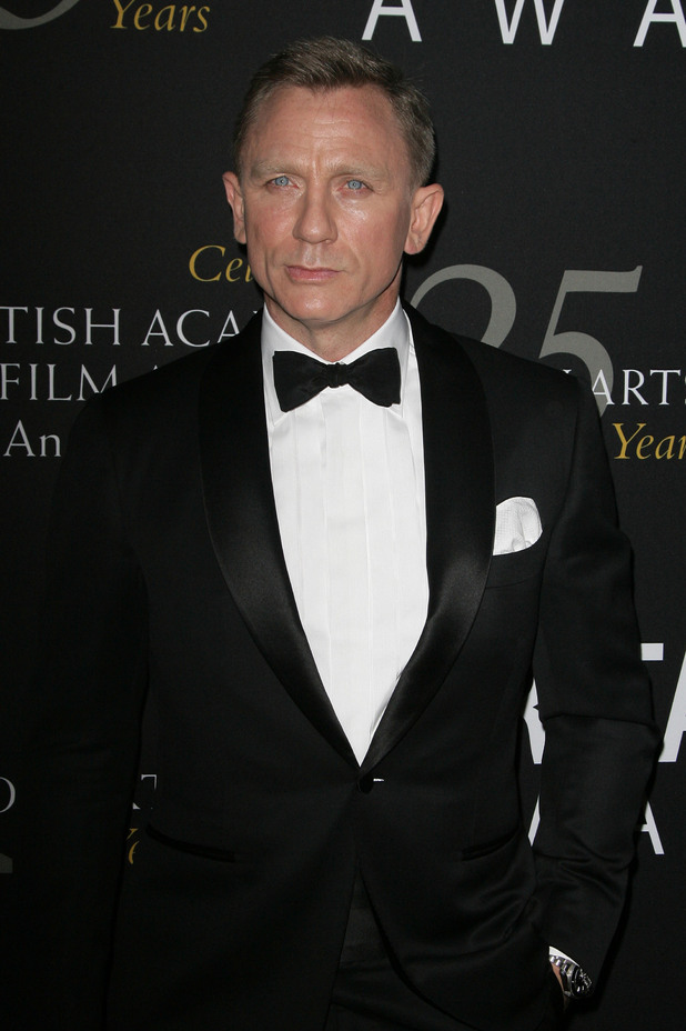 Daniel CraigBAFTA Los Angeles 2012 Britannia Awards Presented by BBC America held at Beverly Hilton HotelBeverly Hills, California