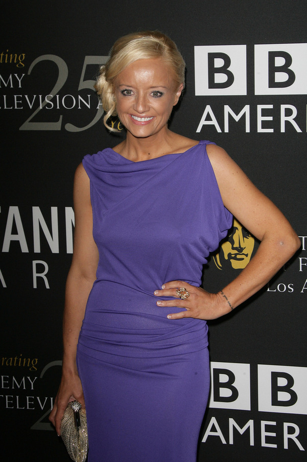Lucy Davis BAFTA Los Angeles 2012 Britannia Awards Presented by BBC America held at Beverly Hilton HotelBeverly Hills, California