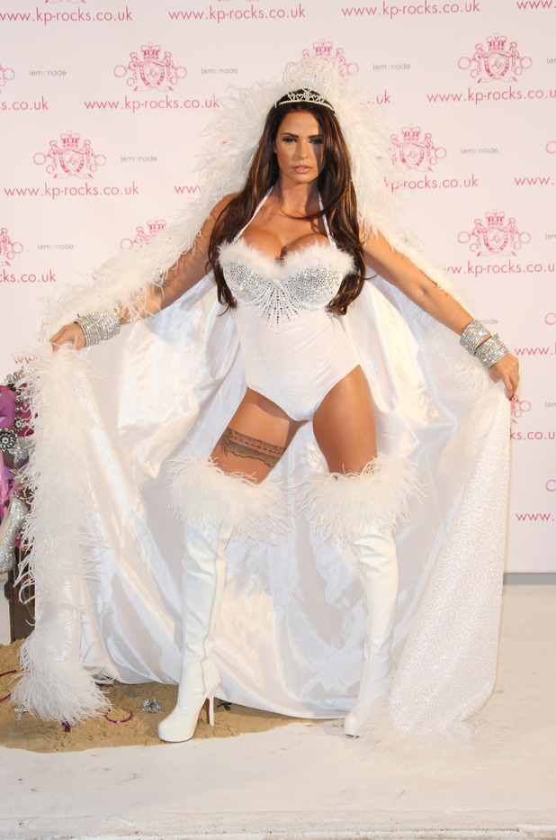 Katie Price aka Jordan