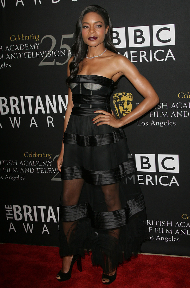 Naomi HarrisBAFTA Los Angeles 2012 Britannia Awards Presented by BBC America held at Beverly Hilton HotelBeverly Hills, California