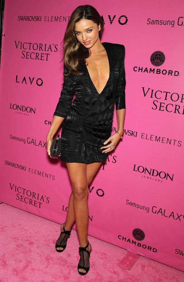 Miranda Kerr, Victoria's Secret Fashion Show
