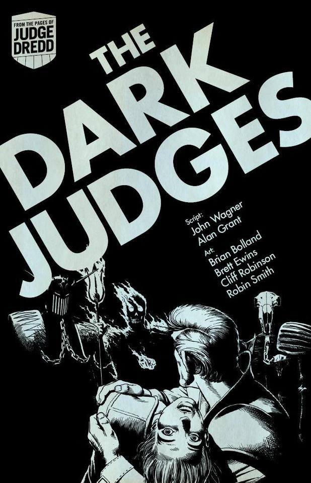 Judge Dredd Dark Judges