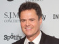 Donny Osmond judges Dancing with Stars