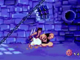 Retro Corner: 'Disney's Aladdin' screenshot