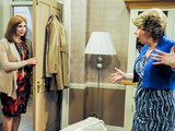 6401: Diane is shocked to see Bernice is back in the village