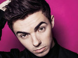 The Wanted in Fabulous magazine: Nathan Sykes