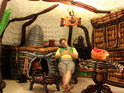 Tolkien fan from Utah spent three days creating inflatable interior.