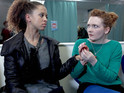 Digital Spy chats to Coronation Street's Jennie McAlpine.