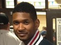 "Usher says he is ""really happy"" to be the newest Voice coach."