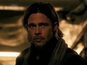 Killing Them Softly star faces the undead apocalypse in World War Z.