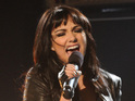 Demi Lovato and Simon Cowell clash after Jennel Garcia's movie week performance.