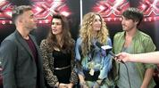 X Factor 'Overs' interview