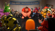 Watch the new UK trailer for Disney's video game-inspired 'Wreck It Ralph'.