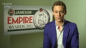 Tom Hiddleston on 'Thor: The Dark World'
