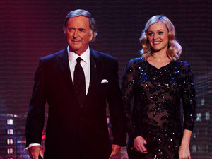 Fearne Cotton and Terry Wogan host Children In need 2012