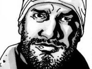 The Walking Dead comic: Tyreese 