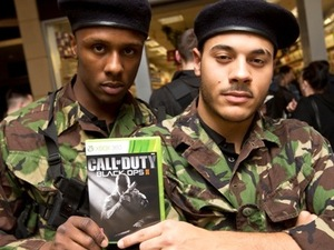 Black Ops 2 launches at midnight in GAME stores across the UK