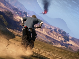 New 'Grand Theft Auto 5' screenshots