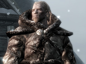 &#39;Skyrim: Dragonborn&#39; screenshot