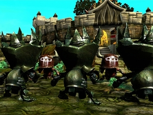 &#39;Warlords&#39; screenshot