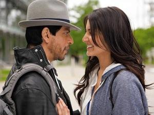 Shah Rukh Khan, Katrina Kaif in 'Jab Tak Hain Jaan'