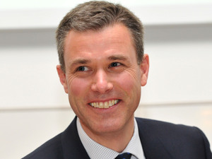 Chief executive of Ofcom, Ed Richards
