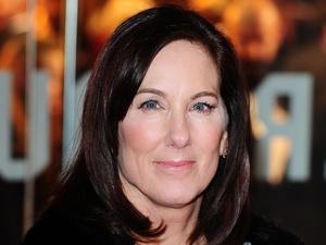 New Lucasfilm president Kathleen Kennedy, photographed in January 2012