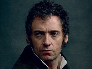 &#39;Les Misrables&#39; promotional pictures: Hugh Jackman