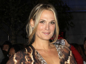 Breaking Dawn: Part 2 premiere - Molly Sims