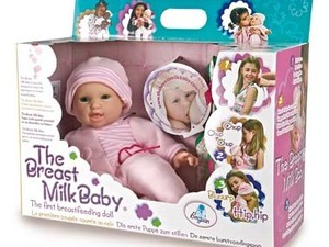 Breast Milk Baby doll