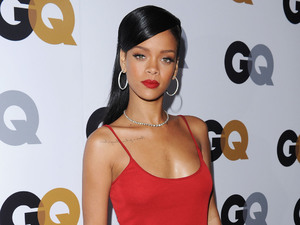 Rihanna at US GQ Men of the Year awards, 13.11.12