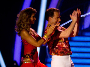 Strictly Come Dancing: Wembley Results Show: Richard leaves Strictly