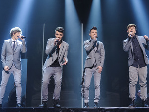 The X Factor Week 7: Union J.