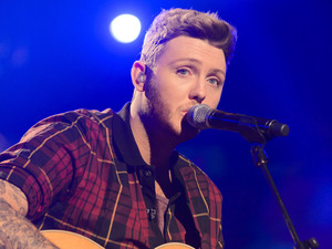The X Factor Week 7: James Arthur.