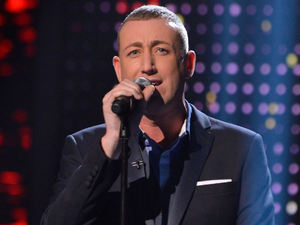 The X Factor Week 7: Christopher Maloney.