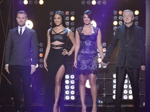 The X Factor: The Judges