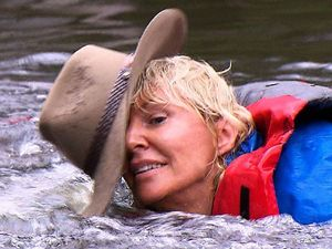 Nadine Dorries, I'm a celebrity, Snake Rock, Jungle Titanic