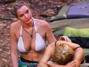 Helen Flanagan, Ashley Roberts, I'm a Celebrity