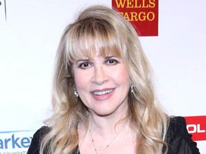 Stevie Nicks, Elton John AIDS Foundation&#39;s &#39;An Enduring Vision&#39; benefit, October 15, 2012