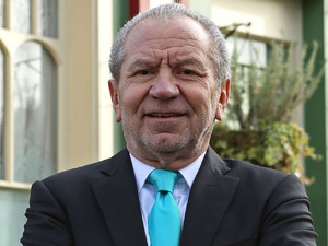 Eastenders and Children in Need: The Walford Apprentice - Lord Sugar