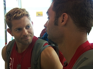 The Amazing Race (11/11/2012) 'Off to See the Wizard' - Jaymes and James
