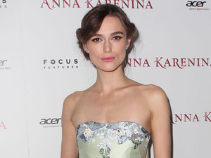 "Los Angeles Premire of ""Anna Karenina"" held at ArcLight Hollywood Theatre Featuring: Keira Knightley Where: Hollywood, United States When: 14 Nov 2012**Mandatory Credit**"