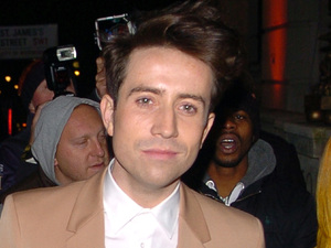Party for Kate Moss'  new book 'The Kate Moss Book' at 50 St James Featuring: Nick Grimshaw Where: London, England