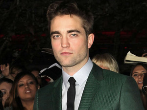 Robert Pattinson, at the premiere of 'The Twilight Saga: Breaking Dawn - Part 2' at Nokia Theatre L.A. Live. Los Angeles, California - 12.11.12 Mandatory Credit: FayesVision/WENN.com
