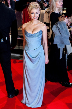MyAnna Buring The Twilight Saga: Breaking Dawn 2 European Premiere held at the Empire, Leicester Square - Arrivals. London, England
