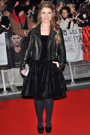 Ella Henderson The Twilight Saga: Breaking Dawn 2 European Premiere held at the Empire, Leicester Square - Arrivals. London, England